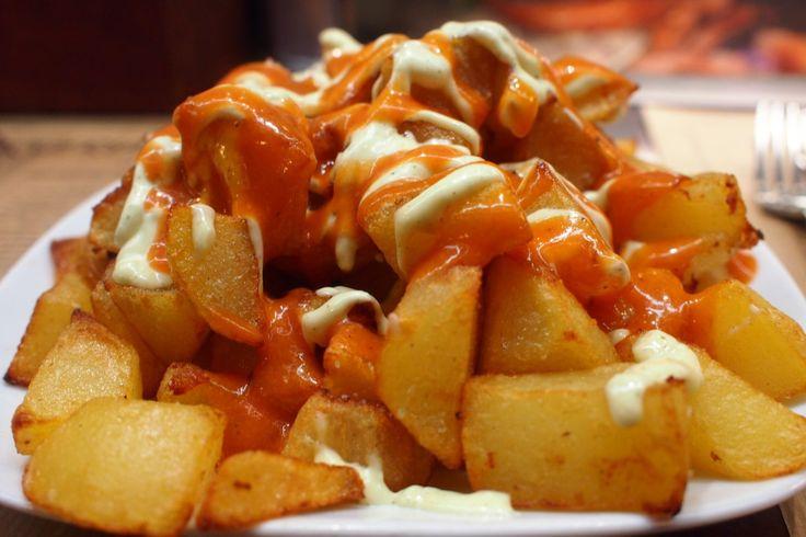 The TOP 5 Patatas Bravas Recipes !!!