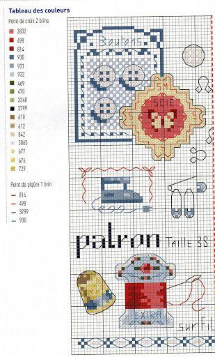 creation point de croix n°4 - audrey georgel - Picasa Web Album
