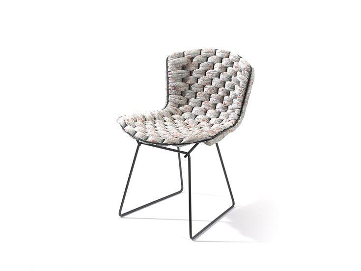 Schön The Bertoia Loom Chair Crosses A Classic Bertoia Chair With A Weaving Loom.  | MOCO