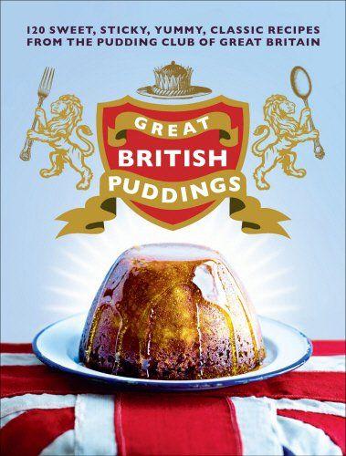 Great British Puddings | amazon.com