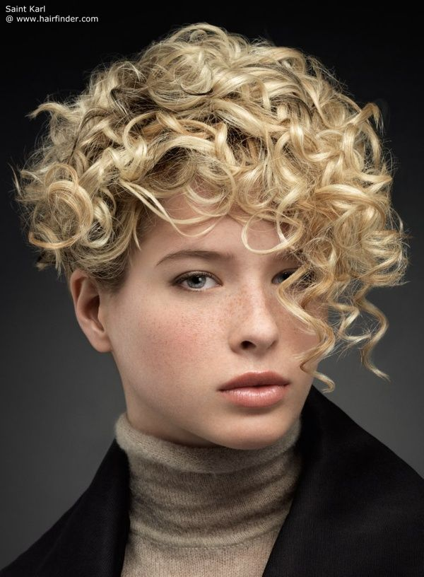 Fine 1000 Images About Short Curly Hair On Pinterest Short Curly Short Hairstyles Gunalazisus