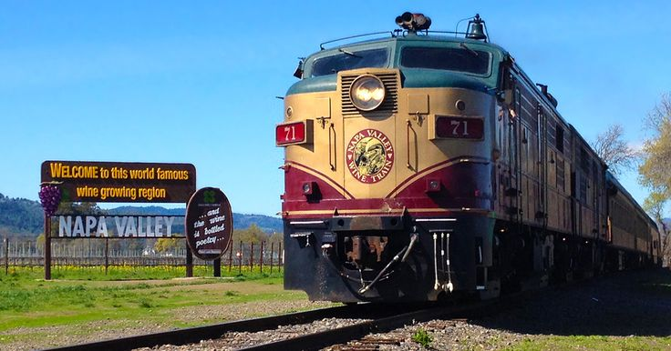Tour Napa Valley vineyards and have gourmet meals on the Napa Wine Train. Go back to the golden age of rail travel in our vintage Pullman railcars.