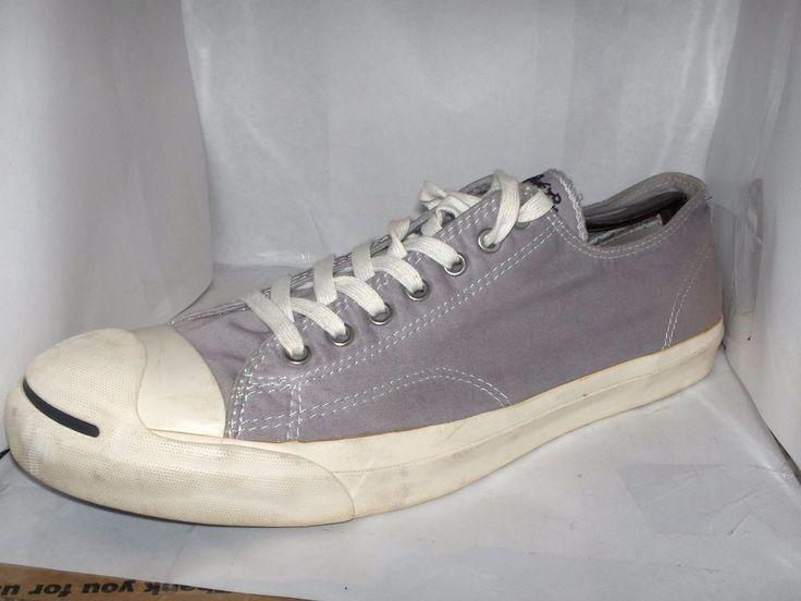 VINTAGE JACK PURCELL CONVERSE MENS LITE PURPLE SIZE 13 M  #Converse #AthleticSneakers