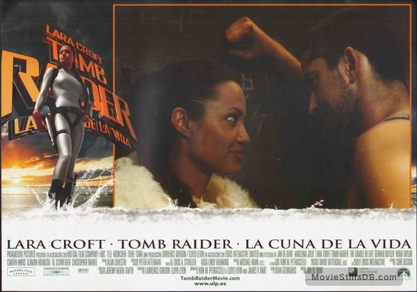 Lara Croft Tomb Raider The Cradle Of Life 2003 Movie Stills And Photos In 2020 Tomb Raider Lara Croft Tomb