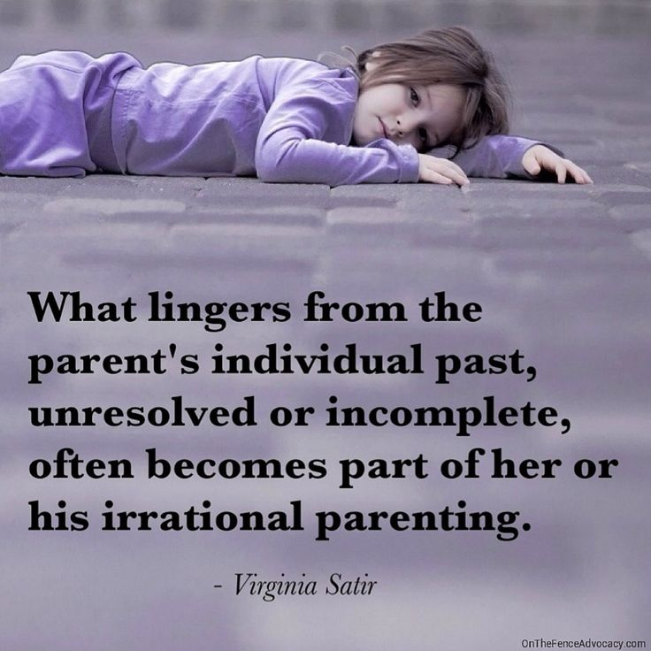 It is difficult to parent our children in the best possible way when we still feel like hurt children ourselves. It is possible to analyze our own childhood, to learn certain lessons, to decide to ...