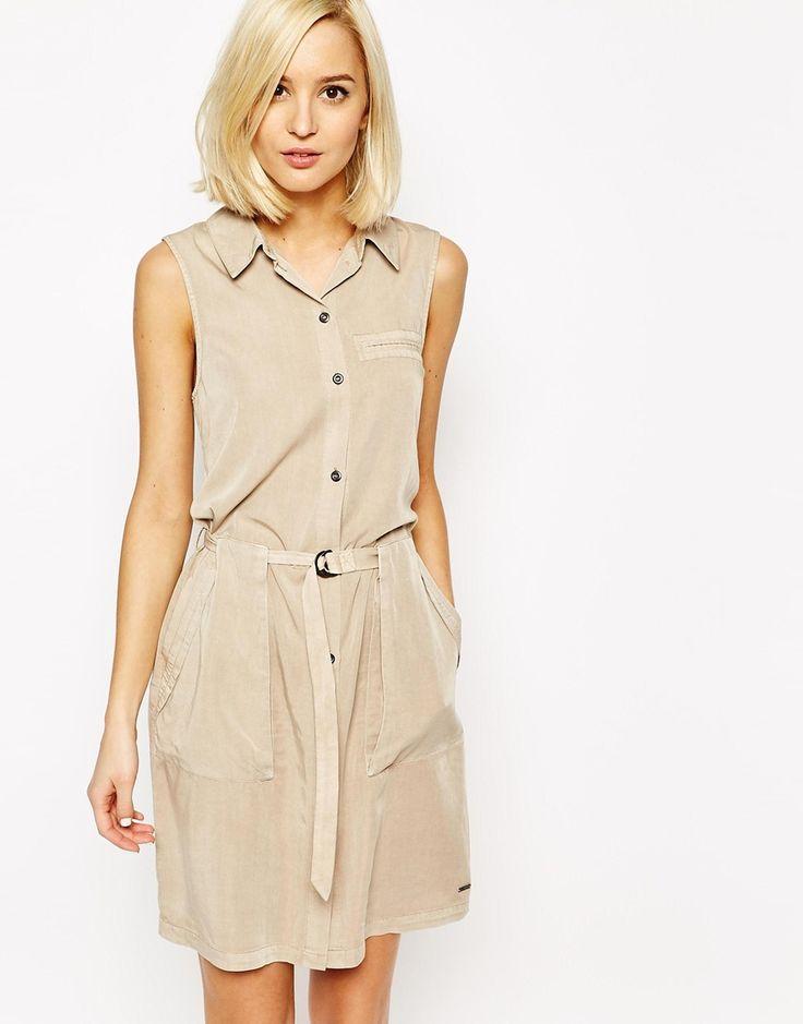 Image 1 ofVero Moda Short Shirt Dress