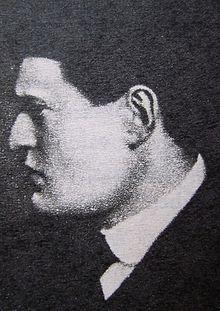 Frigyes Karinthy (Budapest, 24 de junio de 1887 — Siófok, 29 de agosto de 1938) es el autor de la teoría de los seis grados de separación.