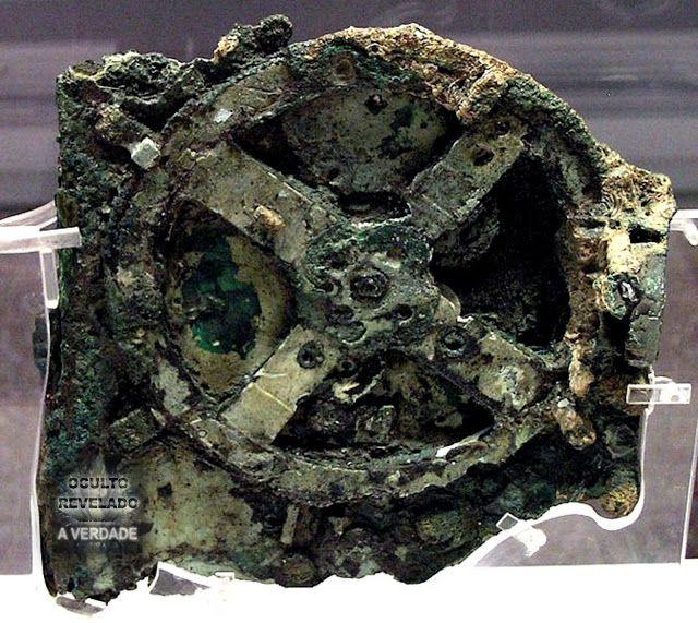 OCULTO REVELADO: A VERDADE: Deuses Extraterrestres da Antiga Grécia