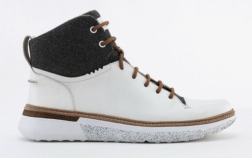 Details we like / Shoes / White / Black / at leManoosh