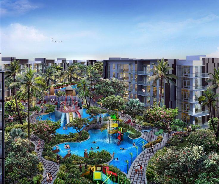 Intiland Garap Kawasan Mixed Use di Sekitar Bandara – Tawarkan Apartemen Aeropolis Seharga Rp183 Jutaan