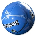 San Jose Earthquakes 2012 Tropheo Soccer Ball