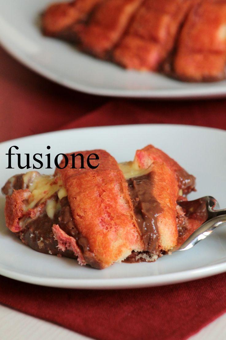 Per le #ricettedelladomenica #zuppainglese la mia ricetta di familia blog.giallozafferano.it/alexandranerefe/zuppa-inglese/ fusione