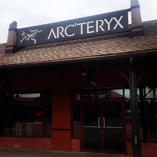 arcteryx outlet store castle rock