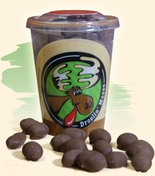 Squirrel Bait by Droolin' Moose. Love the logo.  Yum!!
