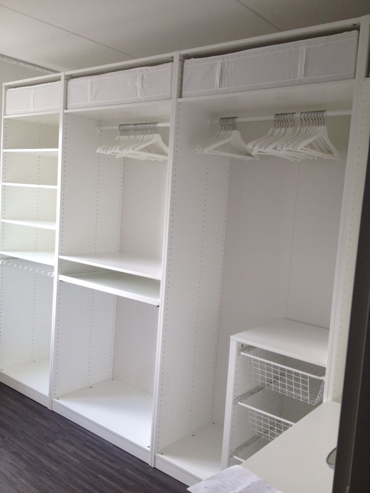 Best 25 ikea pax closet ideas on pinterest pax closet ikea pax and ikea walk in wardrobe - Ikea walk in closet design ...