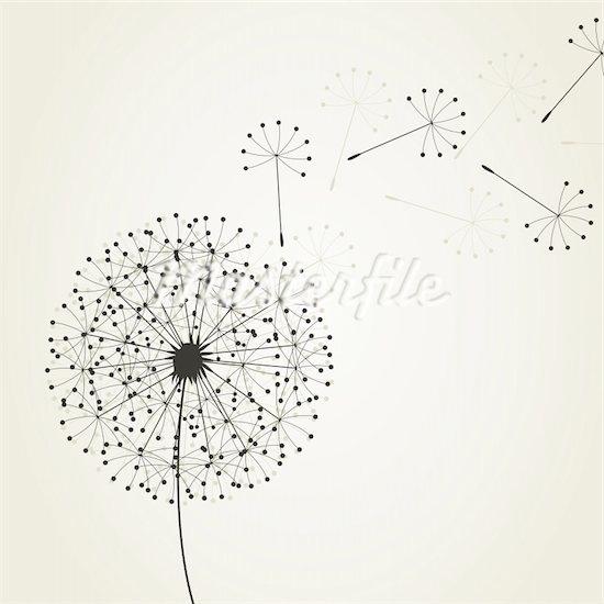 dandelion tattoo file pinterest dandelions tattoo and doodles. Black Bedroom Furniture Sets. Home Design Ideas