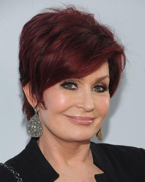 how+old+is+sharon+osbourne | Sharon Osbourne Television personality Sharon Osbourne arrives at the ...