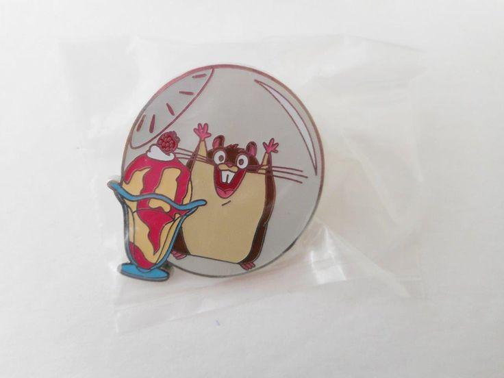 RARE Disney Pin Trader Delight Pin Rhino Hamster Bolt DSF PTD L.E. 300 GWP | eBay