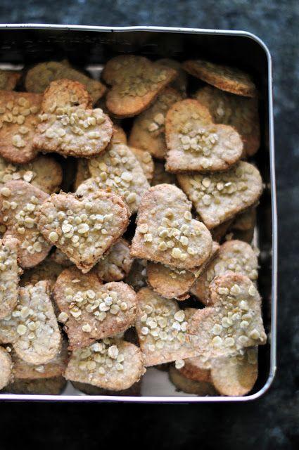 Biscotti segale e avena