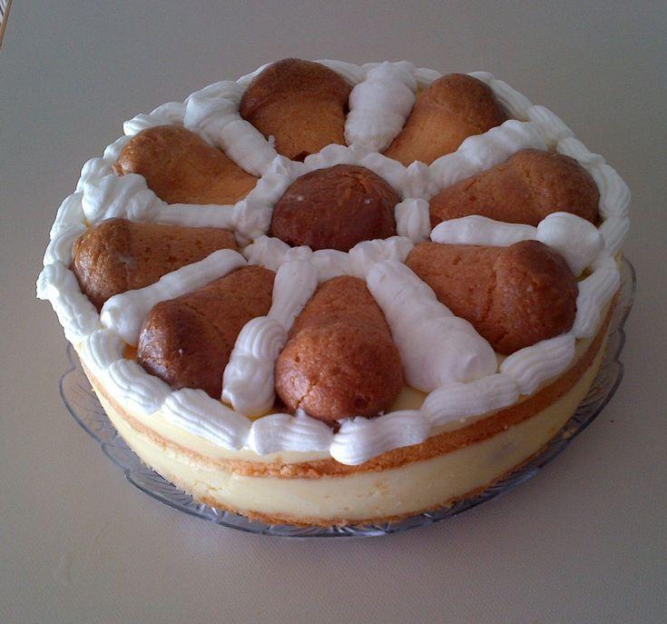Torta con babà (per il ricettario) - dolcidee.it