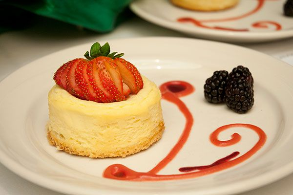 a very good dessert