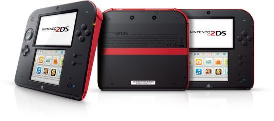 Nintendo 2DS � It�s About The Games