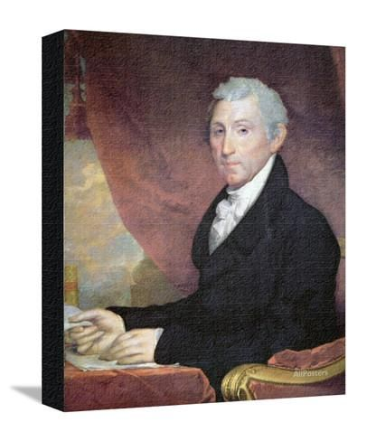 James Monroe Giclee Print by Gilbert Stuart at AllPosters.com