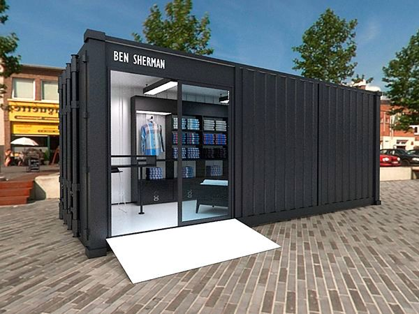 Extraordinary Prefab Shipping Container Homes Uk Exclusive On Indoneso Com Container House Building A Container Home Container Shop