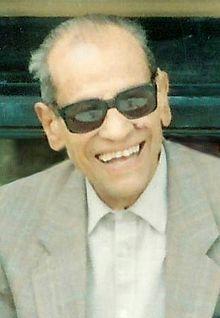 Naguib Mahfouz (Egyptian Nobel Prize Winner and one of my favorite authors)