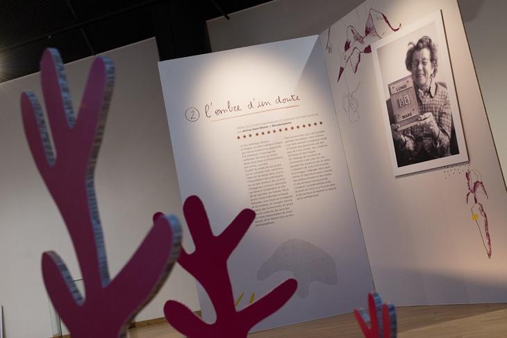 """Du 21 septembre au 12 octobre, découvrez l'exposition """"Instant(ané)s"""" à l'Hôtel du Département à Strasbourg. Témoignages et instants de vie ont été recueillis par plusieurs artistes qui se sont rendus dans les structures d'accueil. Portraits, sculptures et écrits vous permettront de découvrir le quotidien des personnes touchées par la maladie. © Denis Guichot / CG67"""