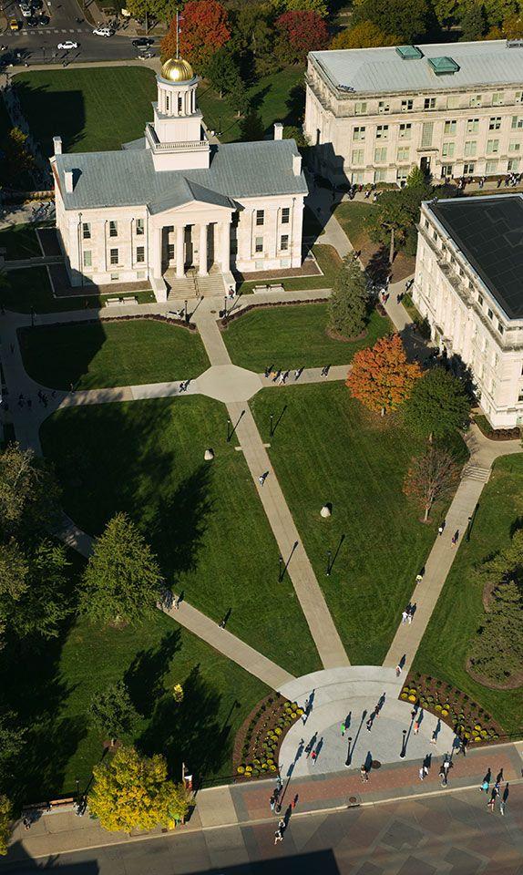 Old Capitol, University of Iowa