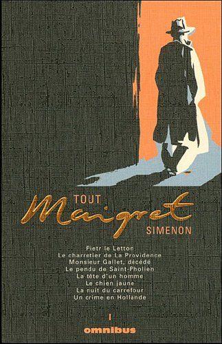 Je relis Maigret avec plaisir :)