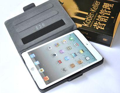 Cellsafe iPad Mini - Leather Anti-Radiation Case Black