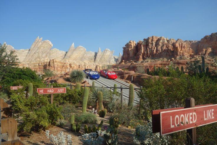 Disneyland vs. DisneyWorld