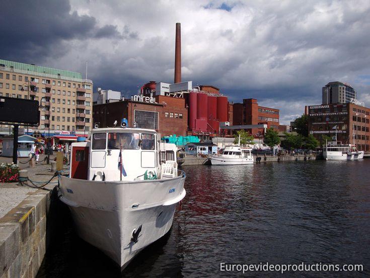 Tampere – deuxième ville de la Finlande