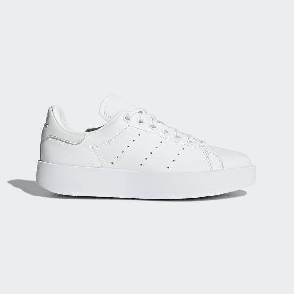 Diacrítico Pantalones mil  adidas Stan Smith Bold Shoes - White | adidas US | Adidas shoes stan smith, Adidas  stan smith sneakers, Adidas stan smith