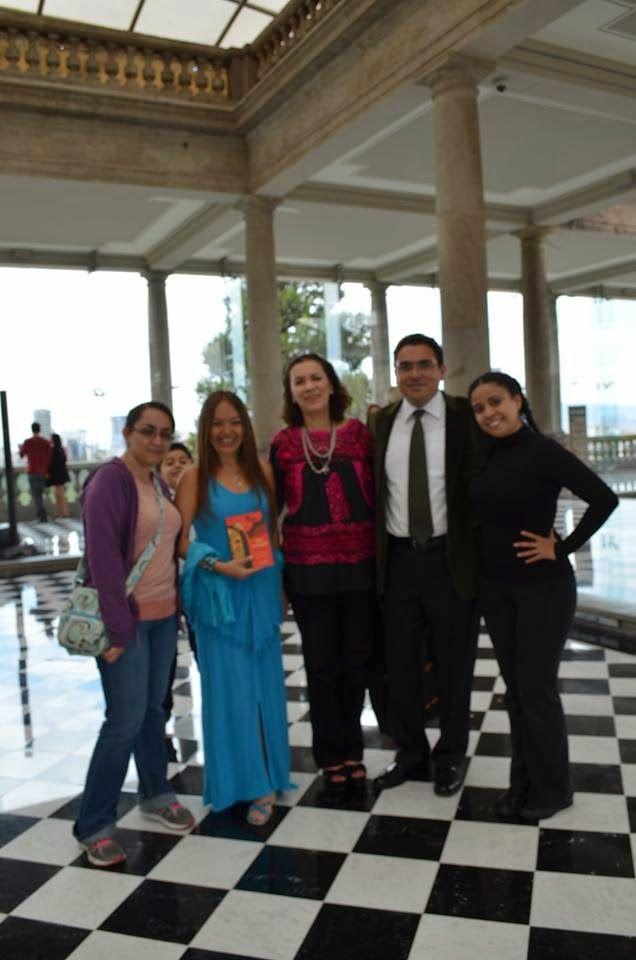 Copo de Algodón: En el Castillo de Chapultepec