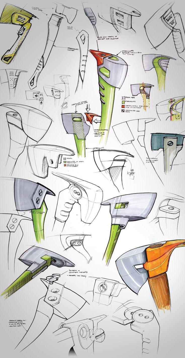 Firemans Axe Concept on Behance