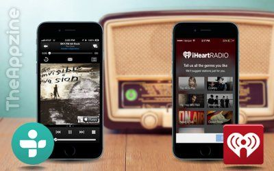 TuneIn radio vs iHeart Radio