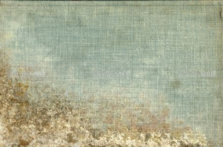 Royalty Free Texture of Tattered Blue Canvas Book Cover - Texturevault.net
