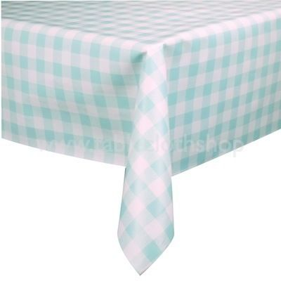 tablecloth shop are suppliers of a complete range of tablecloths including pvc coated cotton table covers oilcloth felt backed padded table - Vinyl Tablecloths