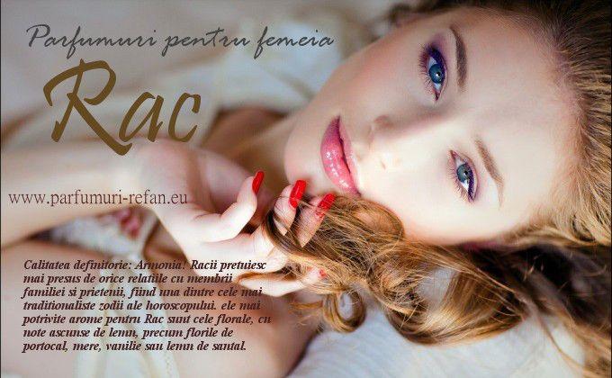 Parfumuri REFAN - Rac