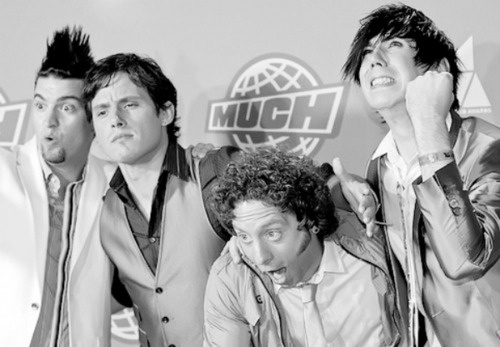 Marianas Trench these guys are so funny. lol