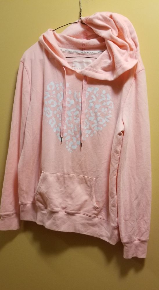 1fd272b806 Women s Victoria Secret Pink Light Weight Sweatshirt Hoodie Size large   fashion  clothing  shoes  accessories  womensclothing  activewear (ebay  link)