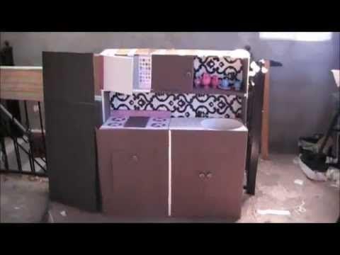 DIY ✿ Manualidades en cartón - Como hacer un Grifo en cartón | Cardboard tap - YouTube
