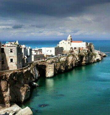 Vieste, Foggia, Puglia