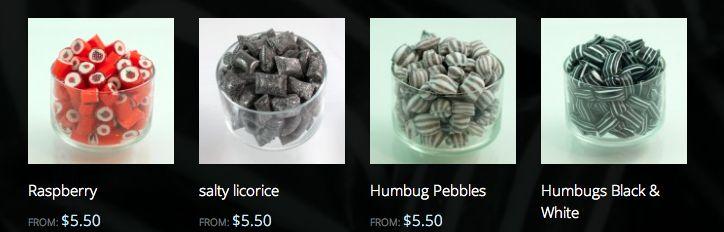 Papabubble candy!