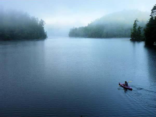 The Adirondack Mountains NY State