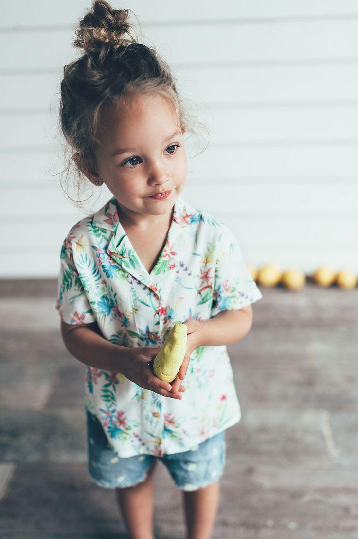 SUMMER COLLECTION   BABY GIRL-KIDS-EDITORIALS   ZARA Canada