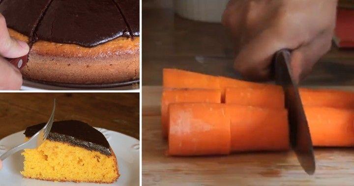 Hoztunk nektek egy brazíl finomságot, sárgarépa tortát, csokoládéval a tetején. Biztosak vagyunk abban, hogy ha megnézed ezt a videót akkor te is...